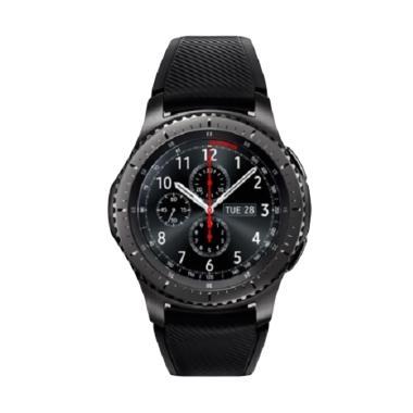 Samsung Gear S3 Frontier SM-R760NDAAXAR Smartwatch - Black
