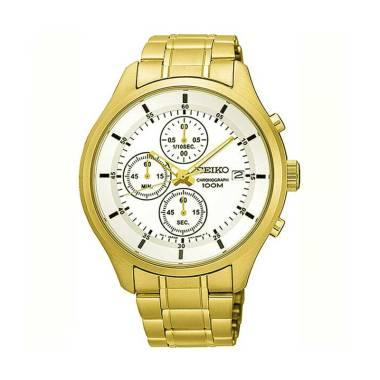 Jam Tangan Guess Source · Seiko 445S Chronograph Jam Tangan Pria Gold