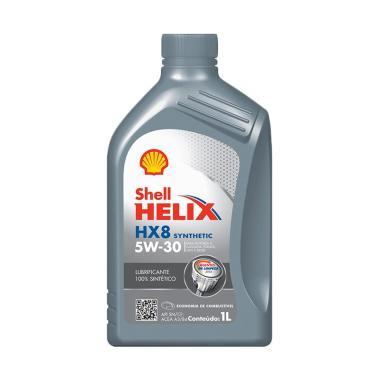 Shell Helix HX8 5W