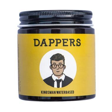 BELI..!!! Dappers Kingsman Waterbased Pomade Minyak Rambut Terbagus