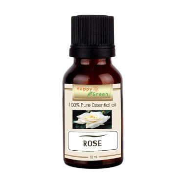 Happy Green Rose Absolute Oil Minyak Bunga Mawar [10 mL]