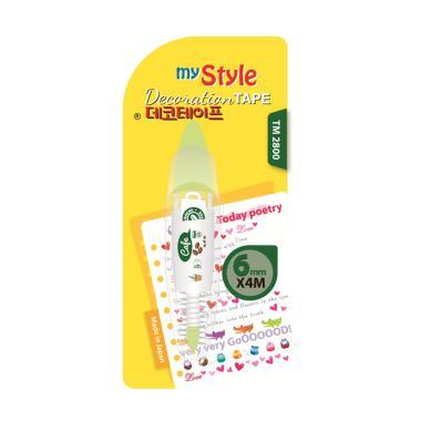 My Style Princess TM 2800 Cafe Decoration Tape
