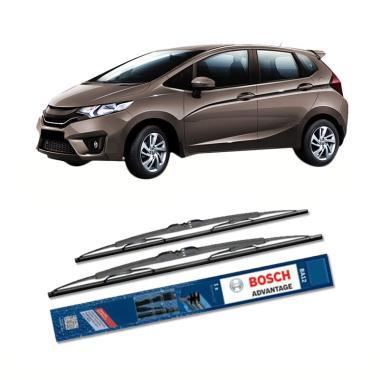 harga Bosch Advantage Wiper Kaca Depan Mobil for Honda Jazz GD [24 dan 14 Inch] Blibli.com