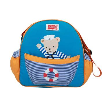 Dialogue Baby Sailor Series Tas Perlengkapan Bayi [Medium]