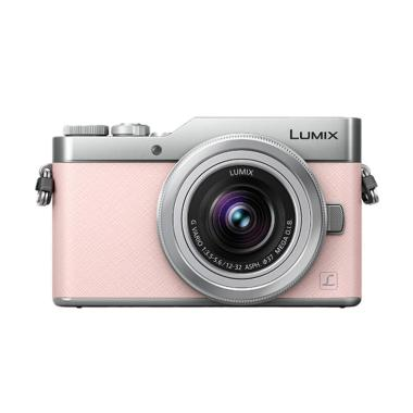 Panasonic Lumix DMC GF 9 Kit 12-32mm Kamera Mirrorless - Pink
