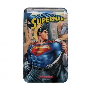 Jual Probox My Power Edisi DC Comic Superman Powerbank [7800 mAh] Harga Rp Akan melayani kembali pada tanggal 21-May-2017. Beli Sekarang dan Dapatkan Diskonnya.