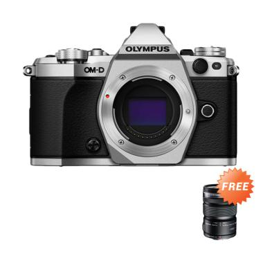 OMD EM5 MARK II Kamera Mirrorless - ...  Lens 12-50mm f3.5-6.3 EZ