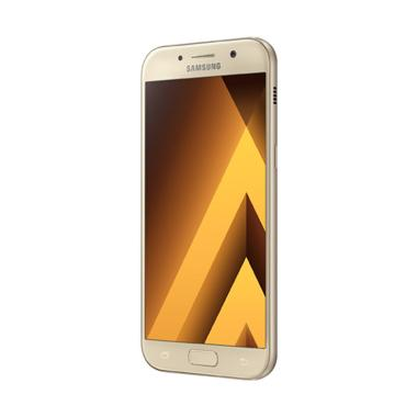 Samsung Galaxy A5 2017 New Edition  ... phone - Gold [32 GB/3 GB]