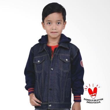Catenzo Junior Casual CJR CNU 002 Jaket Anak Laki-Laki