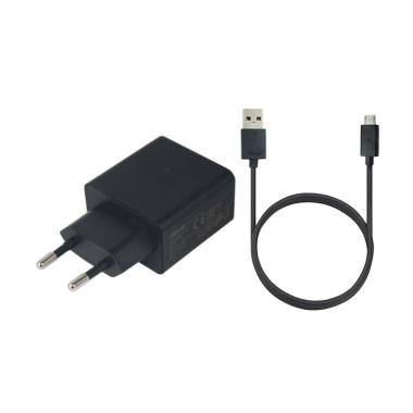 Asus Home USB Wall Travel Charger O ... s Zenfone 2/4/5/6 - Hitam