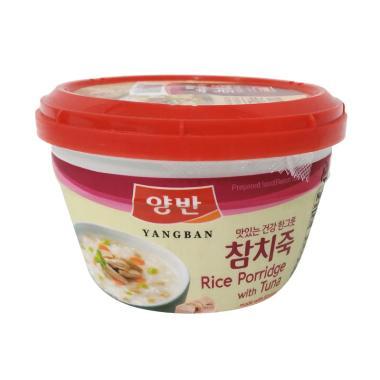 harga Dongwon Yangban Rice Porridge with Tuna Makanan Instan Blibli.com