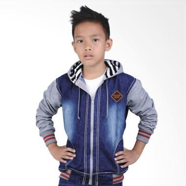 Catenzo Junior CJR CNU 140 Casual Jaket Anak Laki-Laki