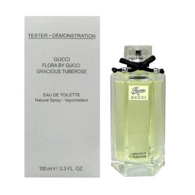 gucci flora. gucci flora gracious tuberose edt parfum wanita [100 ml/tester]