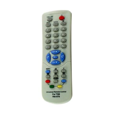 OEM Universal Remote Control for Toshiba TV Tabung or CRT