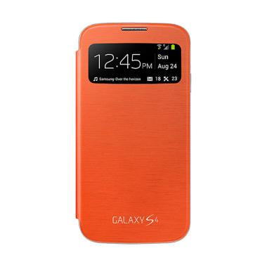 Samsung S View Flip Cover Casing for Galaxy S4