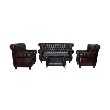Anugrah Sofa Camry Dan Meja Set Sofa [Khusus Jabodetabek]