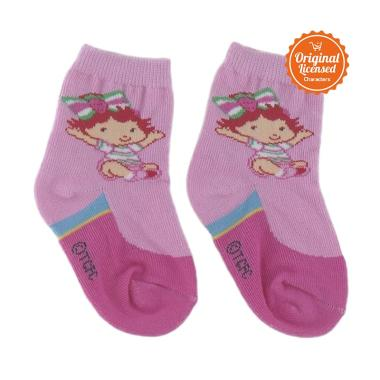 Strawberry SSC015P shortcake Socks Anak