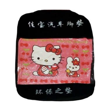 Hello Kitty Universal Motif HK Apple Karpet Mobil