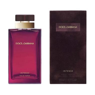 Dolce & Gabbana Pour Femme Intense For Women Tester EDP Parfum Wanita [100 ML]