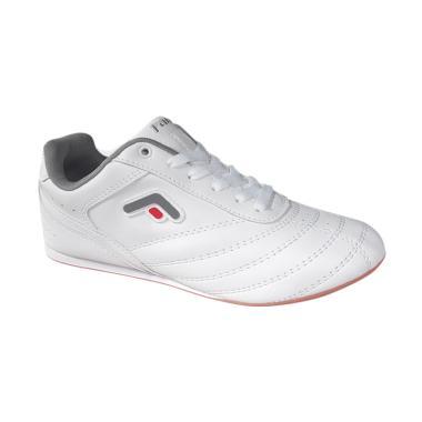 FANS Musi W Sepatu Olahraga Beladiri Taekwondo - Putih Polos