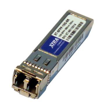 OEM XTRA Fiber Optik Transceiver SFP+ [10GBase-SR Compatible SFP]