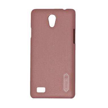Nillkin Super Frosted Shield Casing for Oppo Joy 3 - Rose