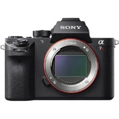SONY Alpha A7R II Digital Camera Mirrorless Body Only - Hitam