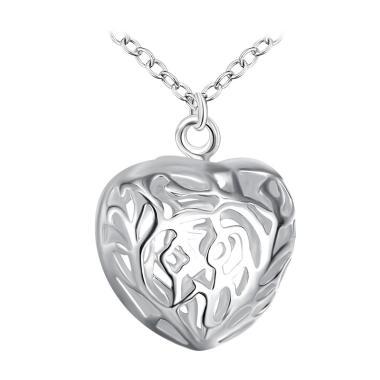 FBO50 - Bella & Co Pendant LKNSPCP111 Aksesoris Liontin Lapis Silver