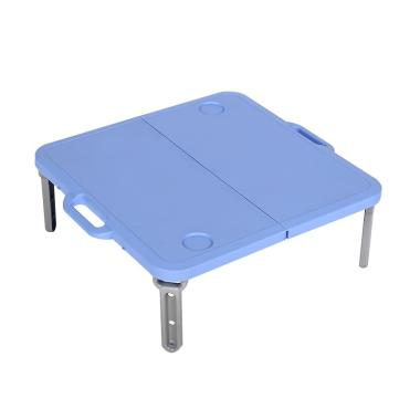 Atria Dean Multifunction Folding Table Meja Lipat - Royal Blue