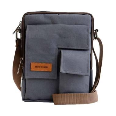 Tas Mania Exclusive Multifungsi Vim Bag Tas Selempang Pria - Grey