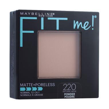 Maybelline Fit Me Matte + Poreless Powder - 220 Natural Beige