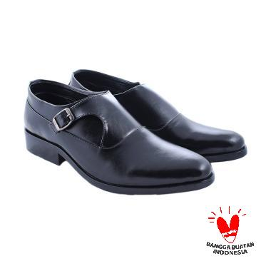 Salvare Single Monkstrap Boots Sepatu Formal Pria SS-013