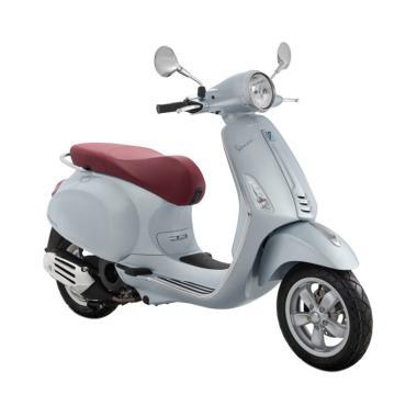 Vespa Primavera 150 i-Get Sepeda Motor - Grigio Seta [OTR Bandung]