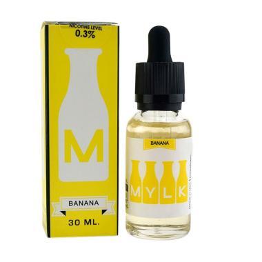 MYLK Banana Limited and Premium Import E-Liquid ...