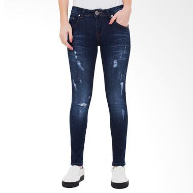 People's Denim Ladies Jeans Racheilla Ripped