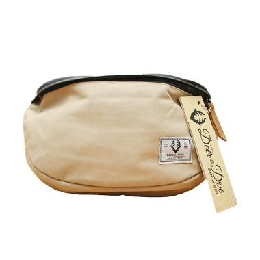 Deer And Doe Original Hip Bag Tas Selempang Punggung - Brown