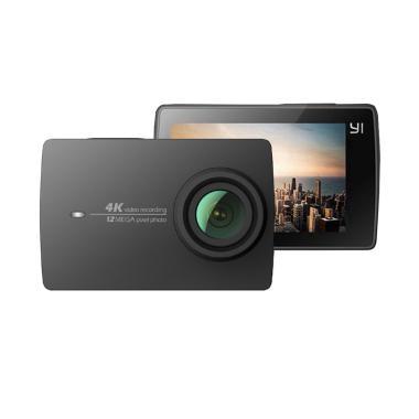 Xiaomi Yi 2 4K Action Camera with 2 ... a LCD Touchscreen - Black