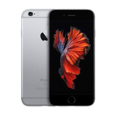Apple iPhone 6s Plus 128 GB Smartphone - Space Gray [Garansi Resmi]