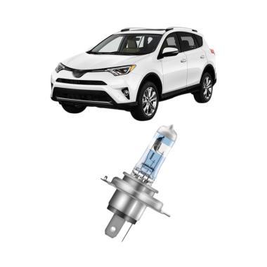 Osram H4 Low Beam Lampu Mobil For Toyota Rav-4 [12 V/55 W] NBU-H4 64193NBU