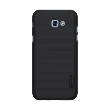 new style c9c4c d1a5e Nillkin Frosted Hardcase Casing for Samsung Galaxy A7 2017 - Black