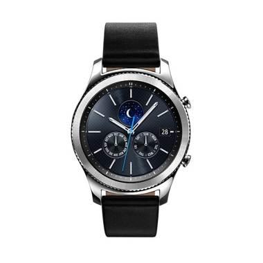 Samsung SM-R770NZSAXSP Gear S3 Classic Smartwatch - Hitam