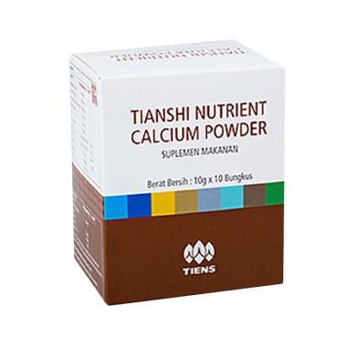 Peninggi Badan Herbal Tiens - Paket Promo [2 Kalsium]