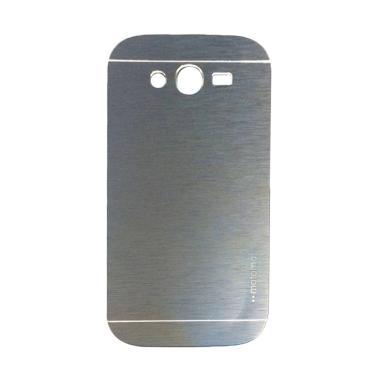 Motomo Metal Hardcase Casing for Samsung Galaxy i9082 Grand - Silver