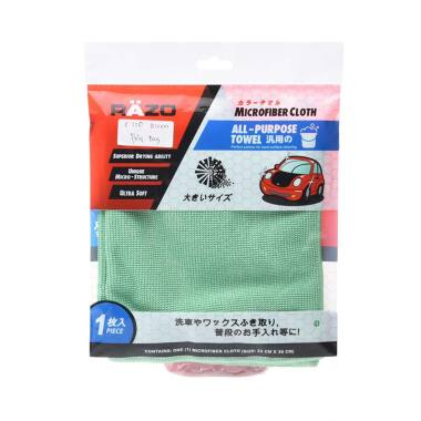 Razo PB - C110 Microfiber Cloth All Purpose Polly Bag Towel [32 x 36 cm]
