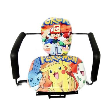 Dena Sport Pokemon Kursi Bonceng Anak for Motor Matic