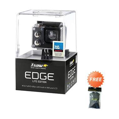 ISAW EDGE Lite Edition 4K Action Ca ... iFi] + Free ISAW Accesory