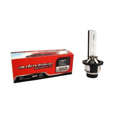 Autovision D2S Xenon Bulb Carbon Bohlam Lampu [12 V/35 W/4300 K]