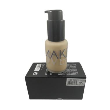 Make Over Ultra Cover Liquid Matt Foundation No. 05 (Velvet Nude)