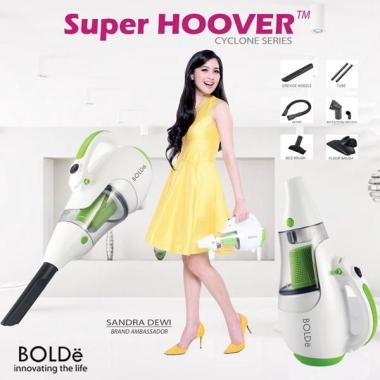 GOJEK Bisa Bolde Modernlifeshop Pen ... bu Vacuum Cleaner - Hijau
