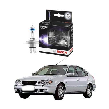 Bosch H4 Gigalight 1987301106 Bohlam Lampu Mobil Untuk Corolla 1.6 Tahun 1996-2001